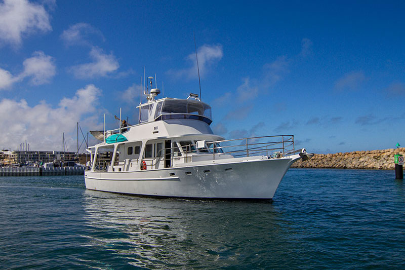 Kimberley Coast Cruises Melantre MV