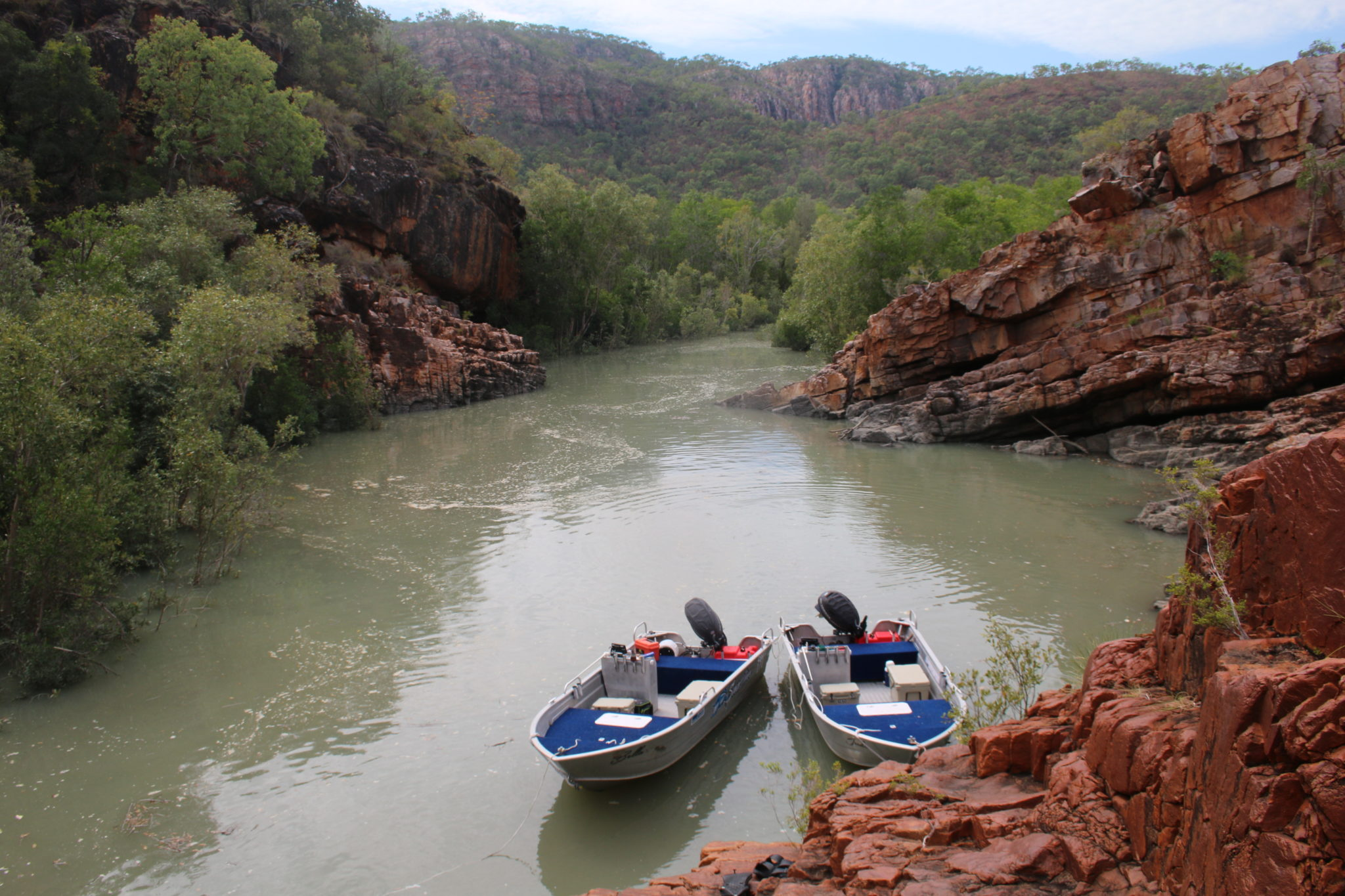 Tenders for daily excursions in the remote Kimberley